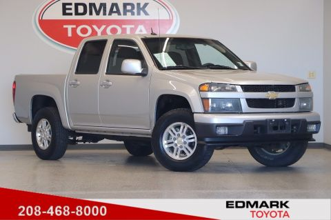Pre-Owned 2011 Chevrolet Colorado LT w/1LT 4WD Crew Cab Pickup