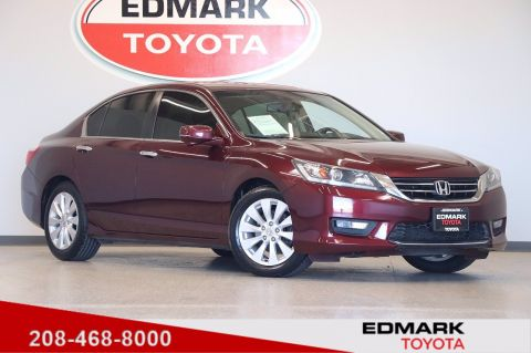 Pre-Owned 2015 Honda Accord Sedan EX-L FWD 4dr Car