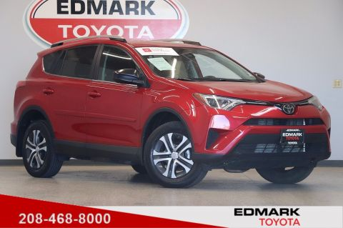 Certified Pre-Owned 2017 Toyota RAV4 LE AWD Sport Utility