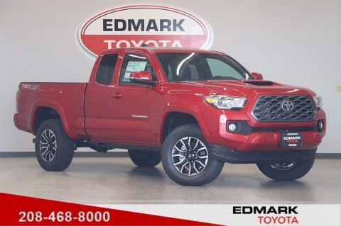 New 2020 Toyota Tacoma TRD Sport Access Cab 6' Bed V6 AT (Natl)