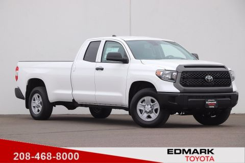 New 2020 Toyota Tundra SR Double Cab 8.1' Bed 5.7L (Natl)