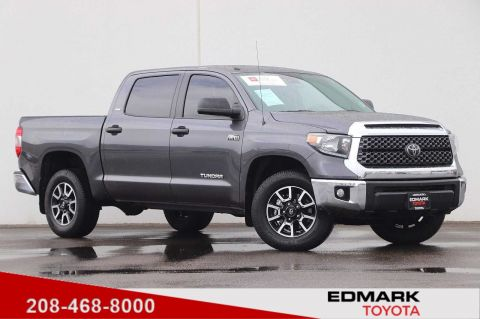 Certified Pre-Owned 2019 Toyota Tundra SR5 4WD CrewMax