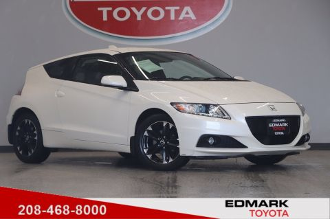 Pre-Owned 2014 Honda CR-Z EX FWD Hatchback