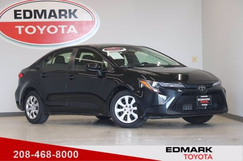 Certified Pre-Owned 2020 Toyota Corolla LE FWD 4dr Car