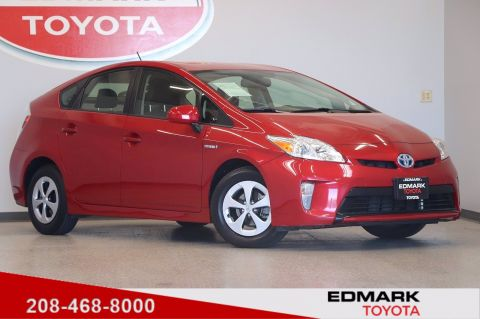 Pre-Owned 2013 Toyota Prius FOUR FWD Hatchback