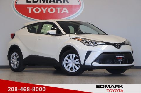 New 2020 Toyota C-HR LE FWD Sport Utility