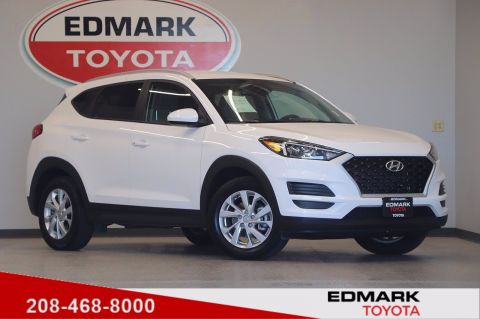Pre-Owned 2019 Hyundai Tucson Value AWD Sport Utility